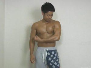 【ゲイ動画ビデオ】筋肉ムキムキの体育会系スポメンがオナホールを装着したエアーラブドールで擬似セックスww