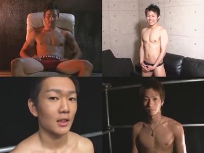 【ゲイ動画】ラグビーをやっている素人マッチョのオナニーや可愛い系素人マッチョのアナルセックスを楽しめちゃうww