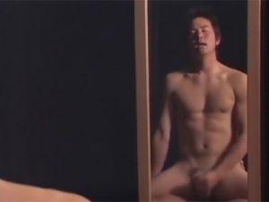 【ゲイ動画ビデオ】ゴーグルマンのチンコを一心不乱でフェラし続けていた男がアナルセックスで激しく犯され続けてしまうww