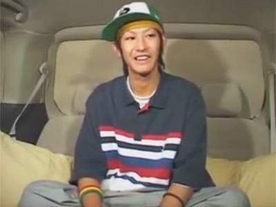 【ゲイ動画】渋谷でナンパしたキャップが似合う素人イケメン…感度の良さそうな仮性包茎チンポをしゃぶってシゴいてイカせるww