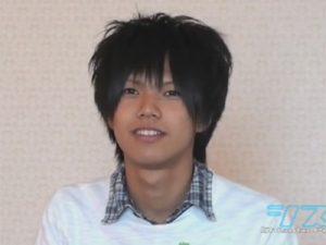 【ゲイ動画ビデオ】未成年の可愛い系の18歳ボーイがチンコを電マで犯されたり手コキをされてしまうww