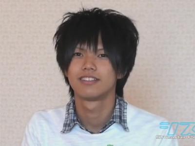 【ゲイ動画】未成年の可愛い系の18歳ボーイがチンコを電マで犯されたり手コキをされてしまうww