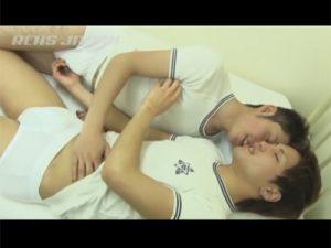 【ゲイ動画ビデオ】細身の男が学校の中で淫乱なことをし続けてアナルセックスやオナニーをしまくっちゃうww